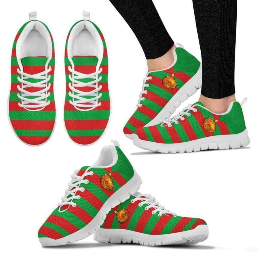 Christmas Ball - Women's Sneakers