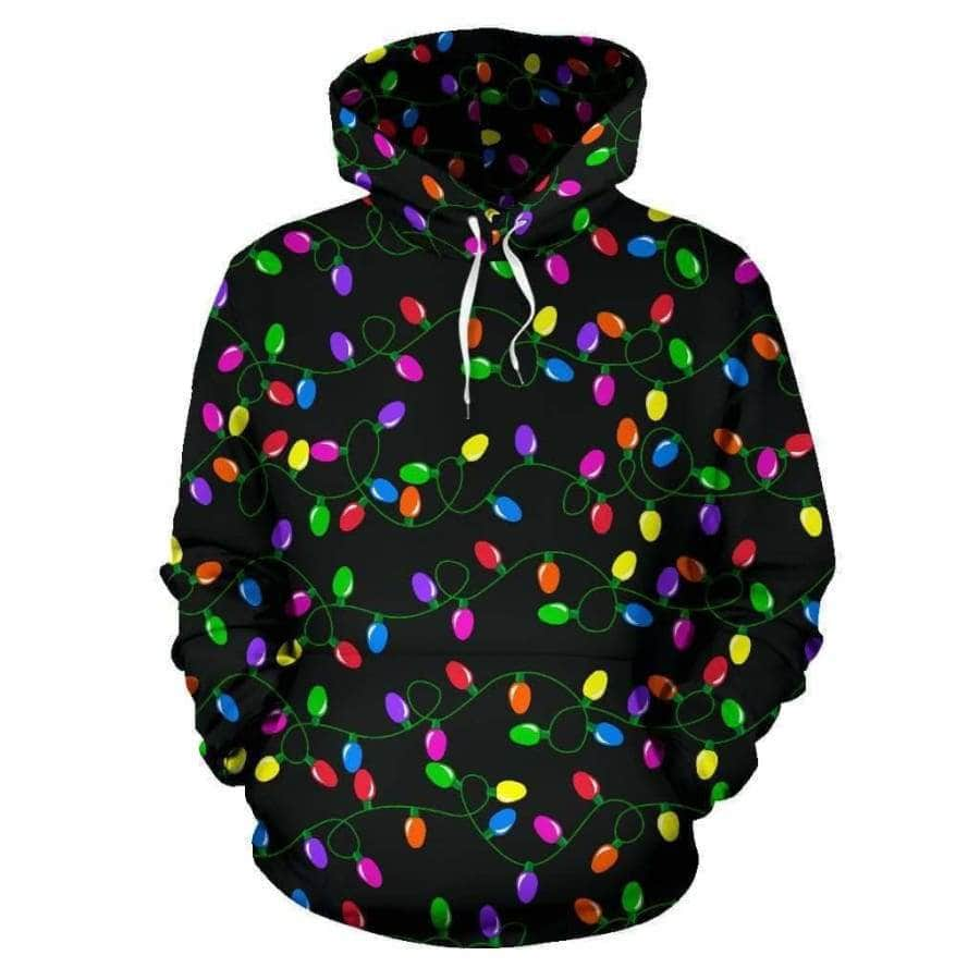 Christmas Light - All Over Hoodie