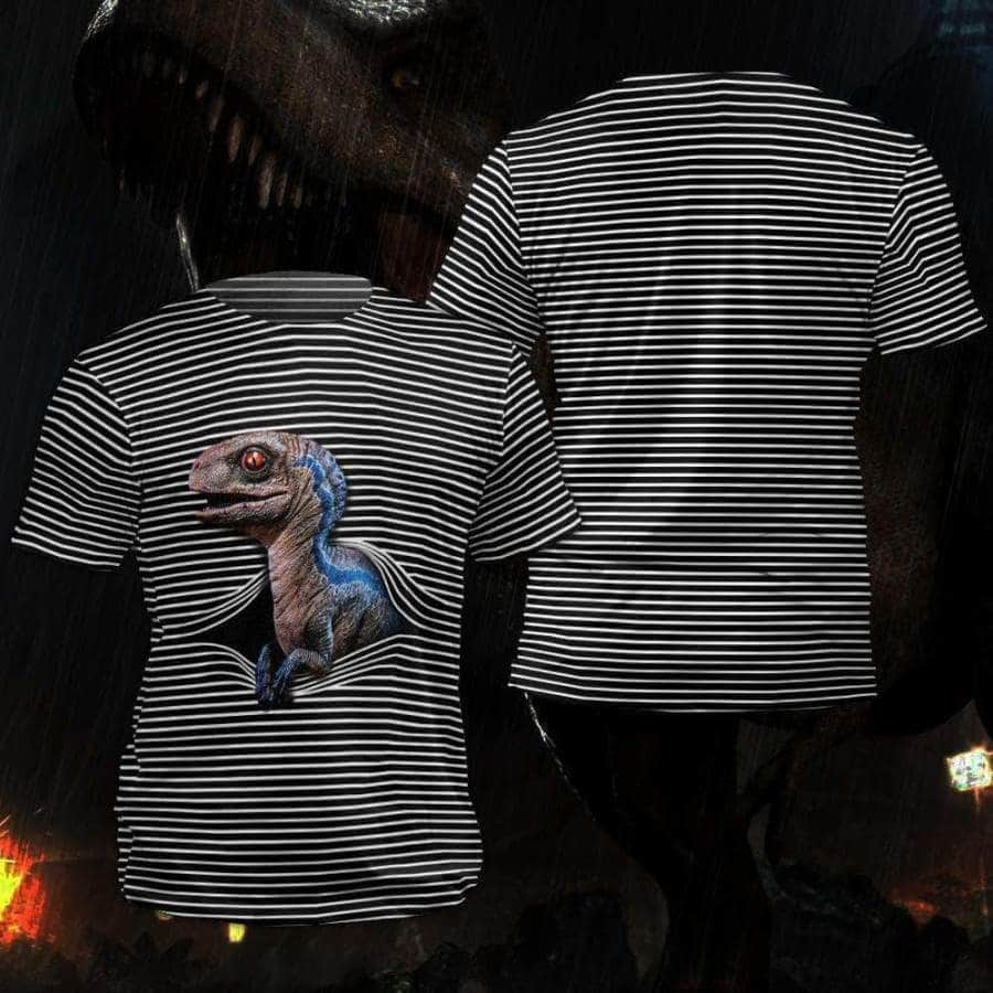 Dinosaur All Over Shirt