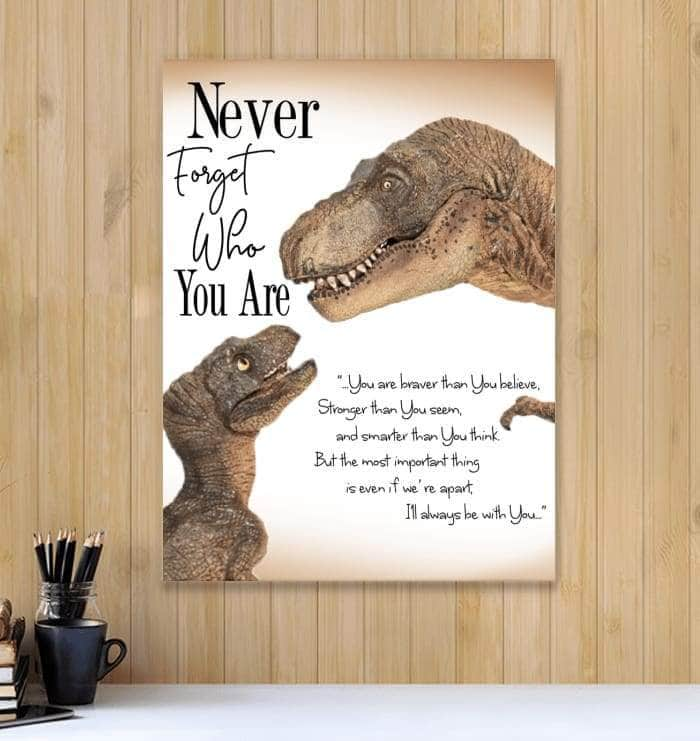 Dinosaur Never Forget