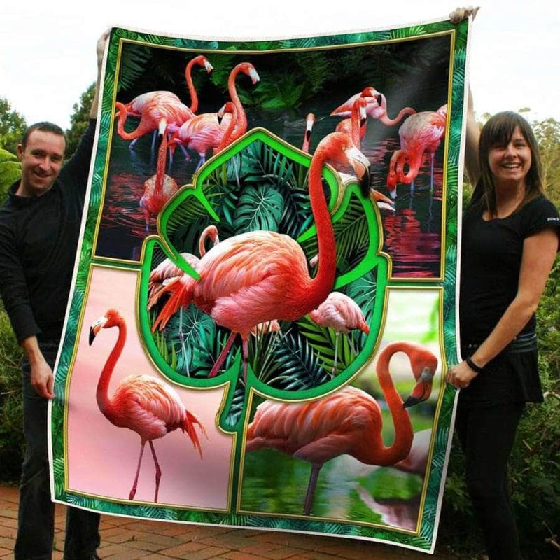 ...Flamingo Premium Blanket