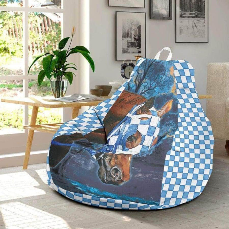[GA] Secretariat Bean Bag Chair