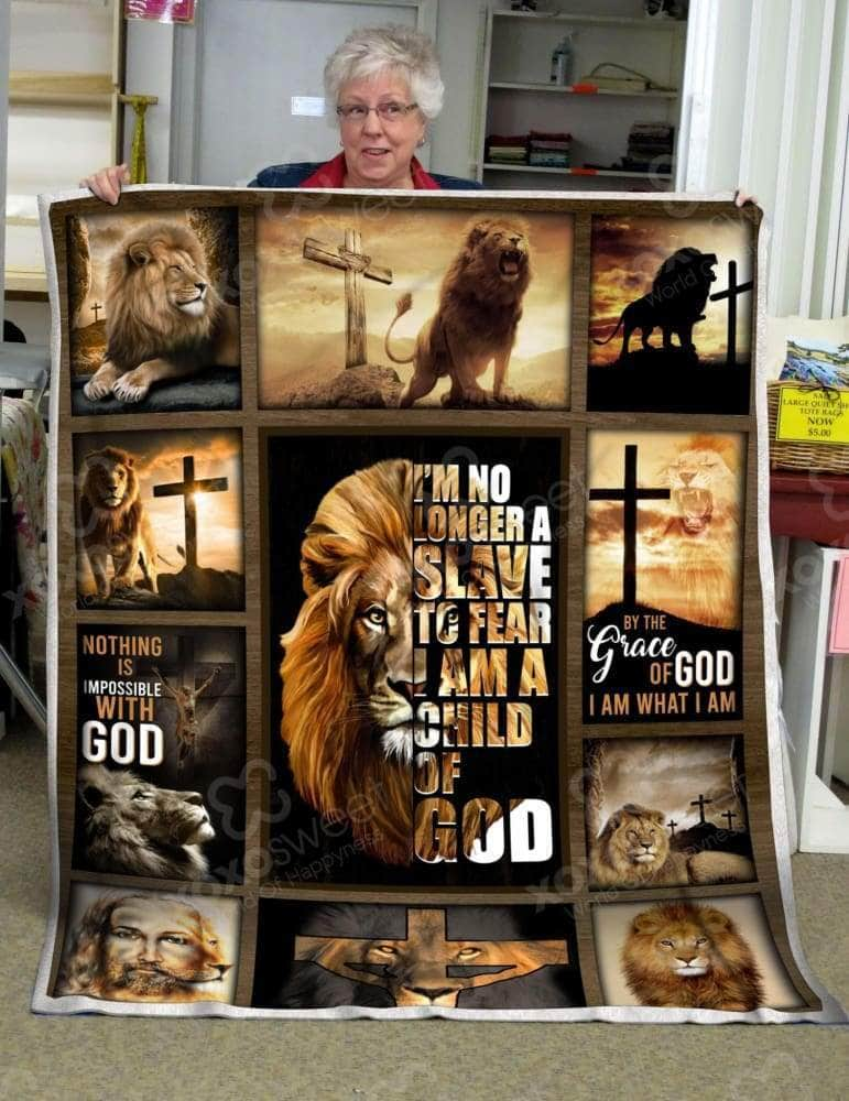 God Lion - Blanket