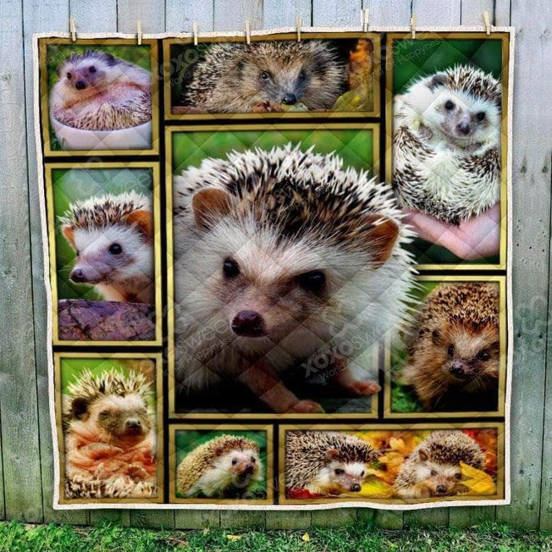 Hedgehog Quilt