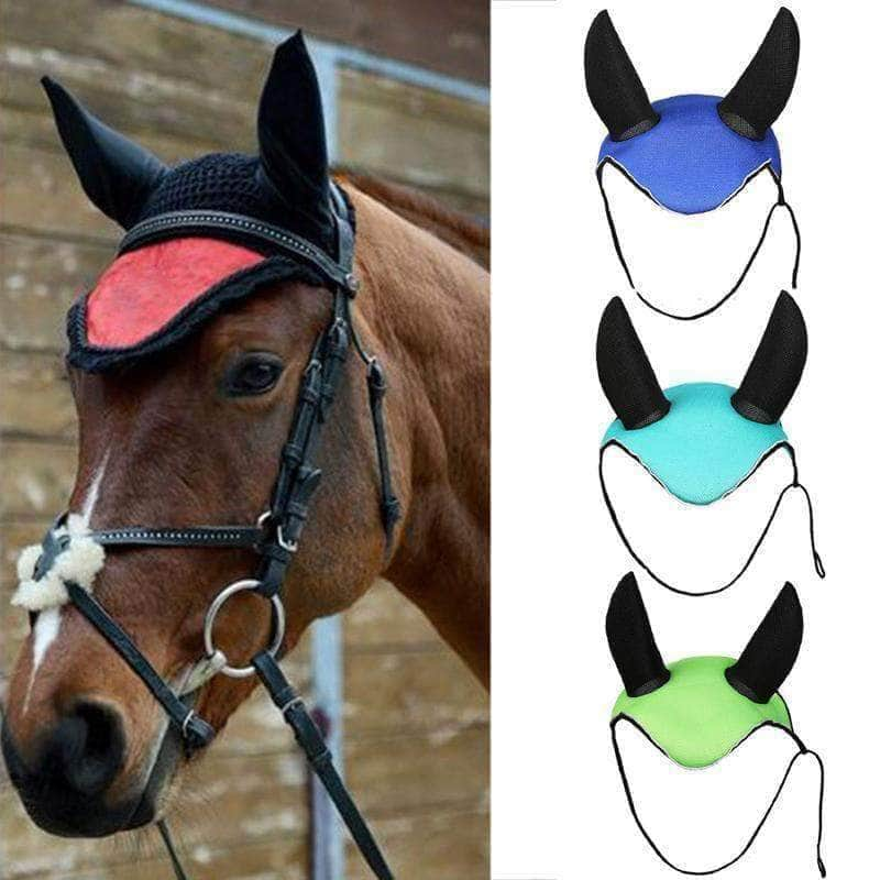 Horse Ear Bonnet