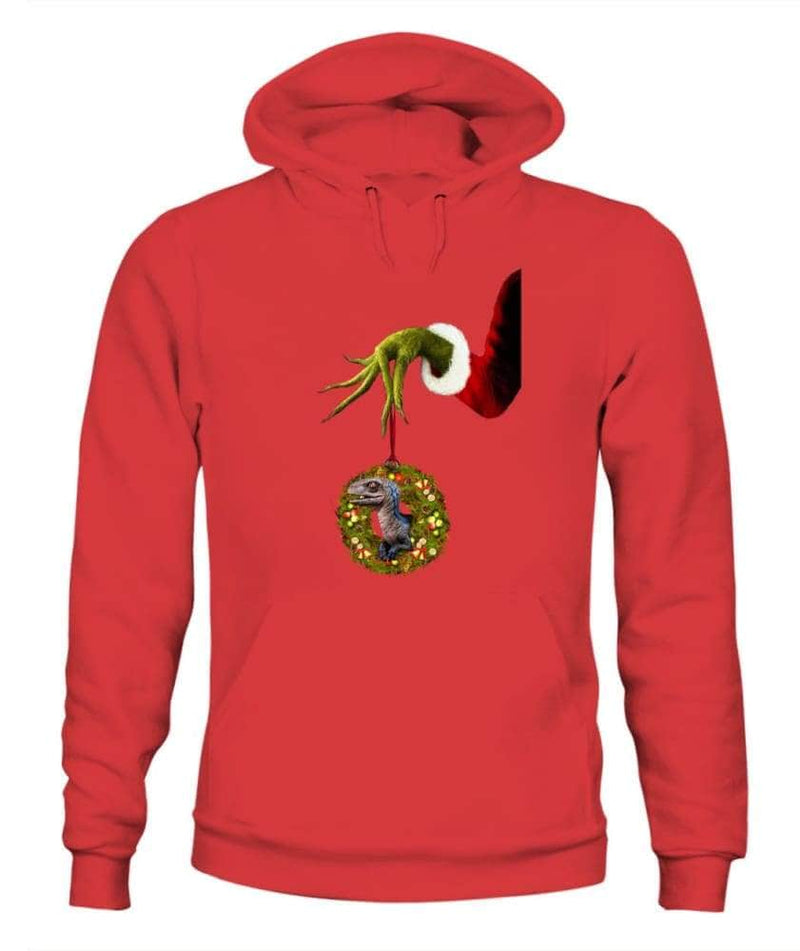 Hot Dinosaur Shirt - Unisex Hoodies