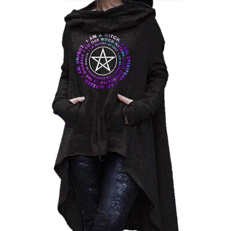 I am a Witch - Hoodie