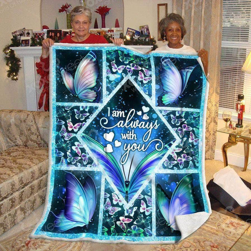I am always with you - Premium Blanket
