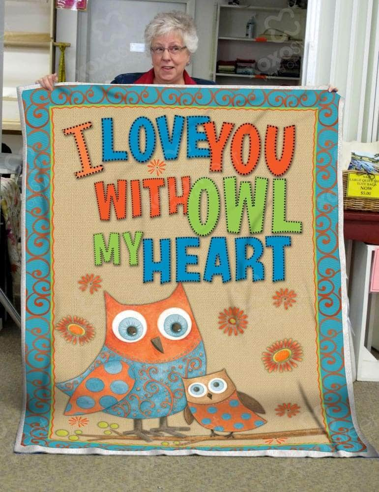 I love you with OWL my heart