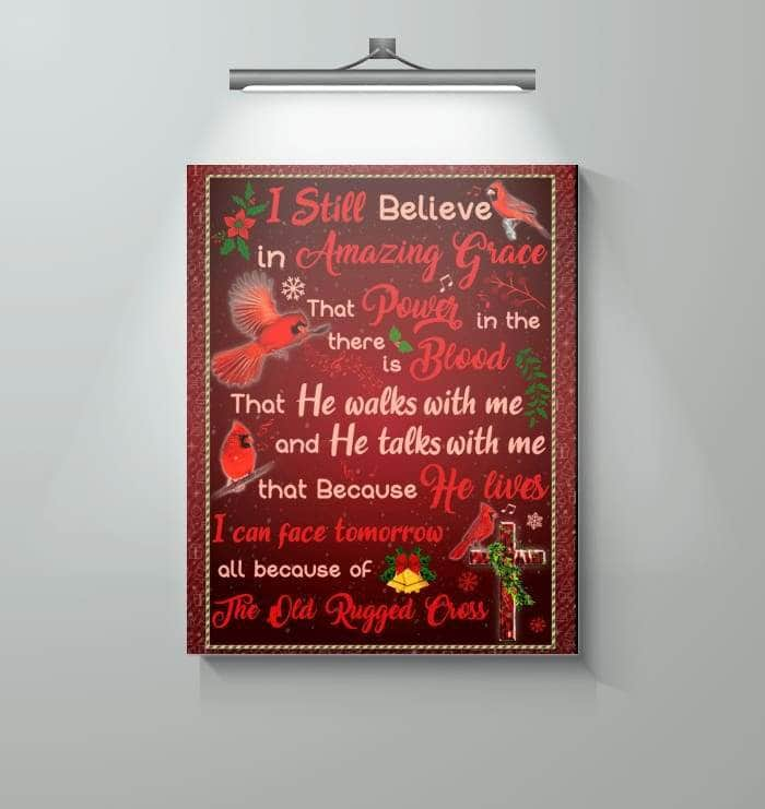 I Still Believe - Canvas