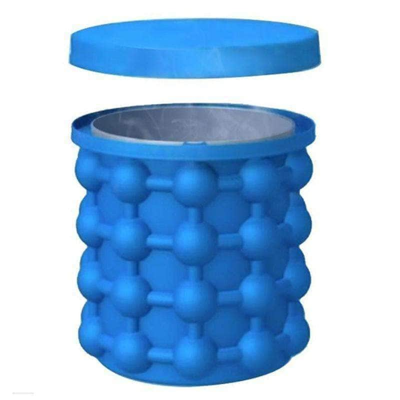 ICE BUTTON MAKER