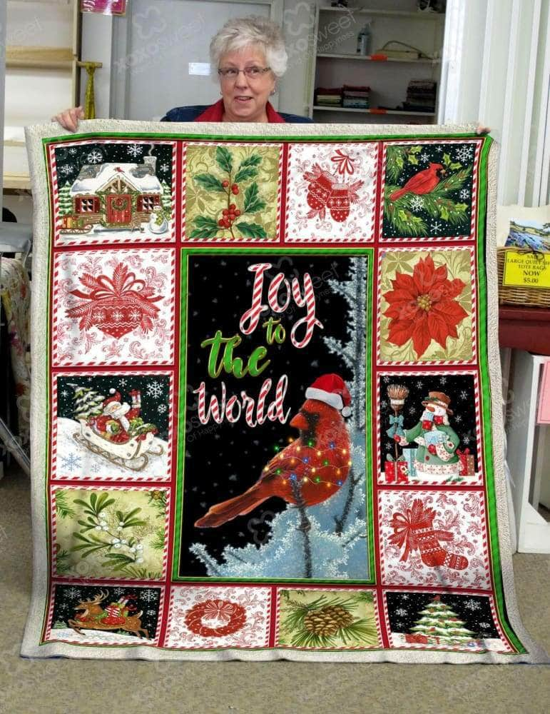 Joy to the world - Blanket