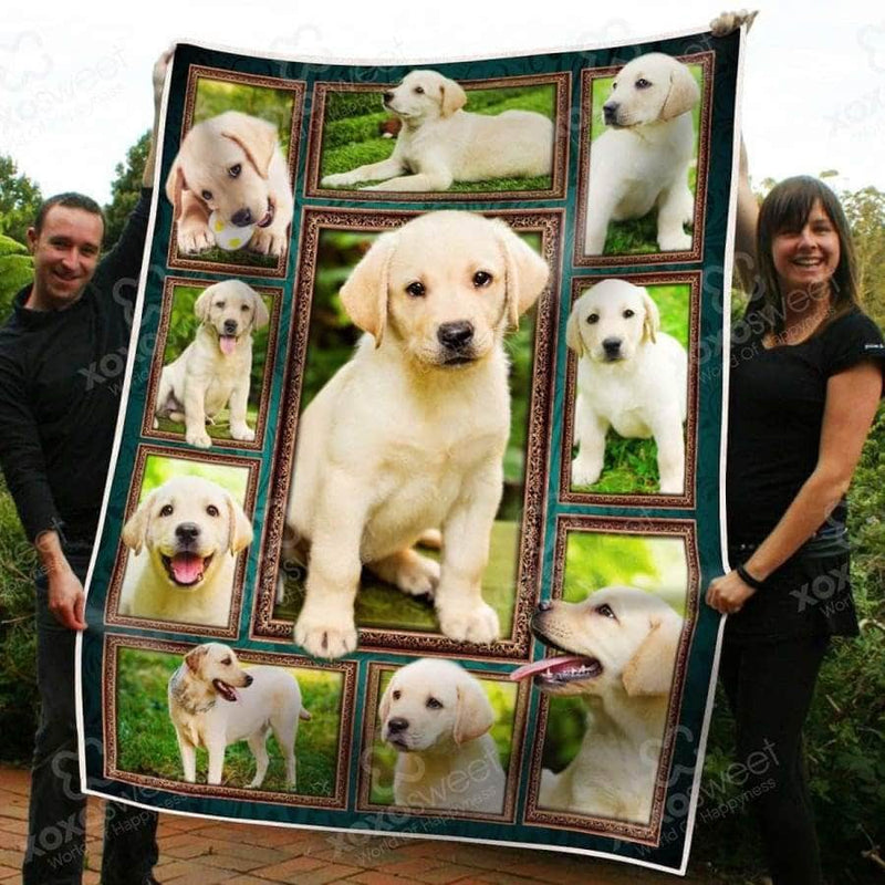 Labrador Retriever Blanket