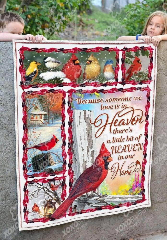 Love Is In Heaven Blanket