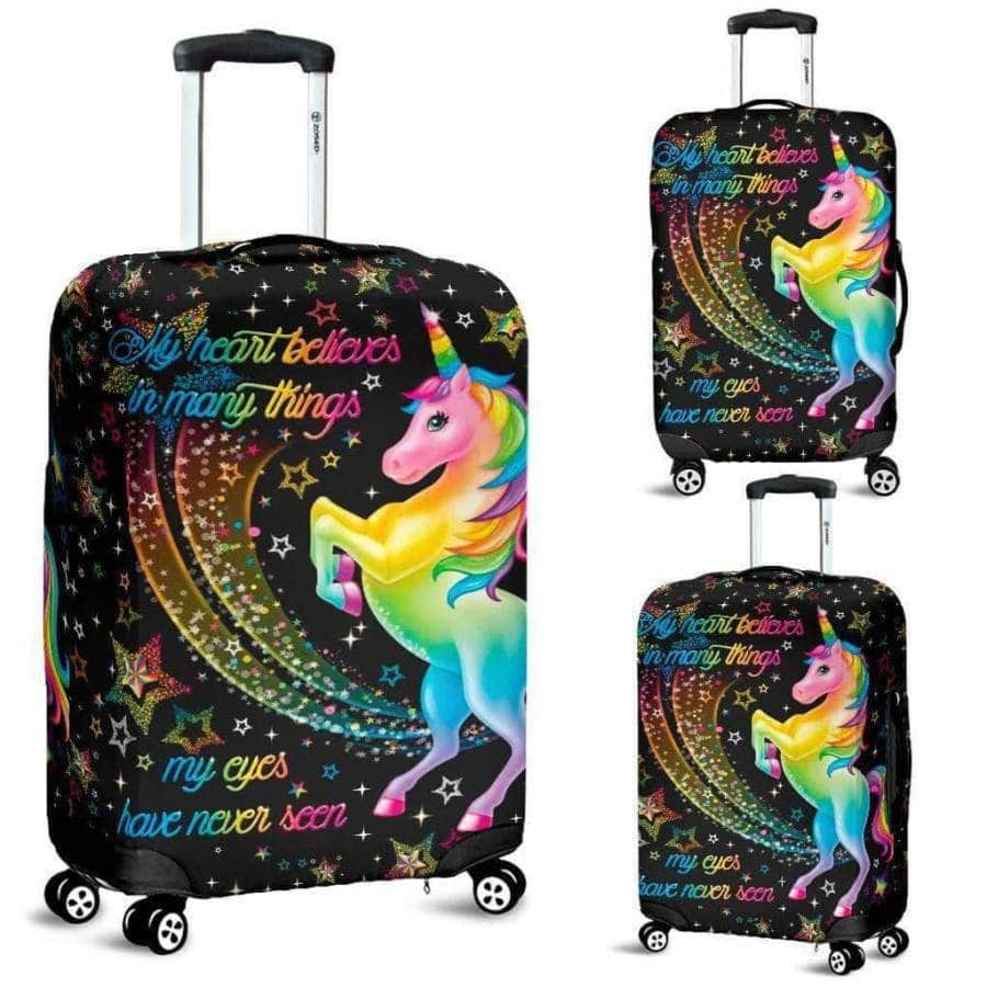 Luggage Cover - Unicorn