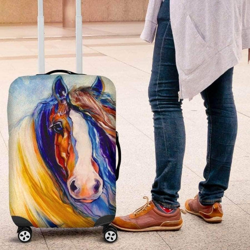 Luggage Covers Horse
