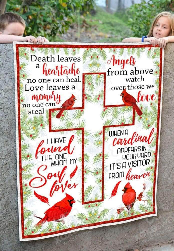 Message From Heaven Blanket