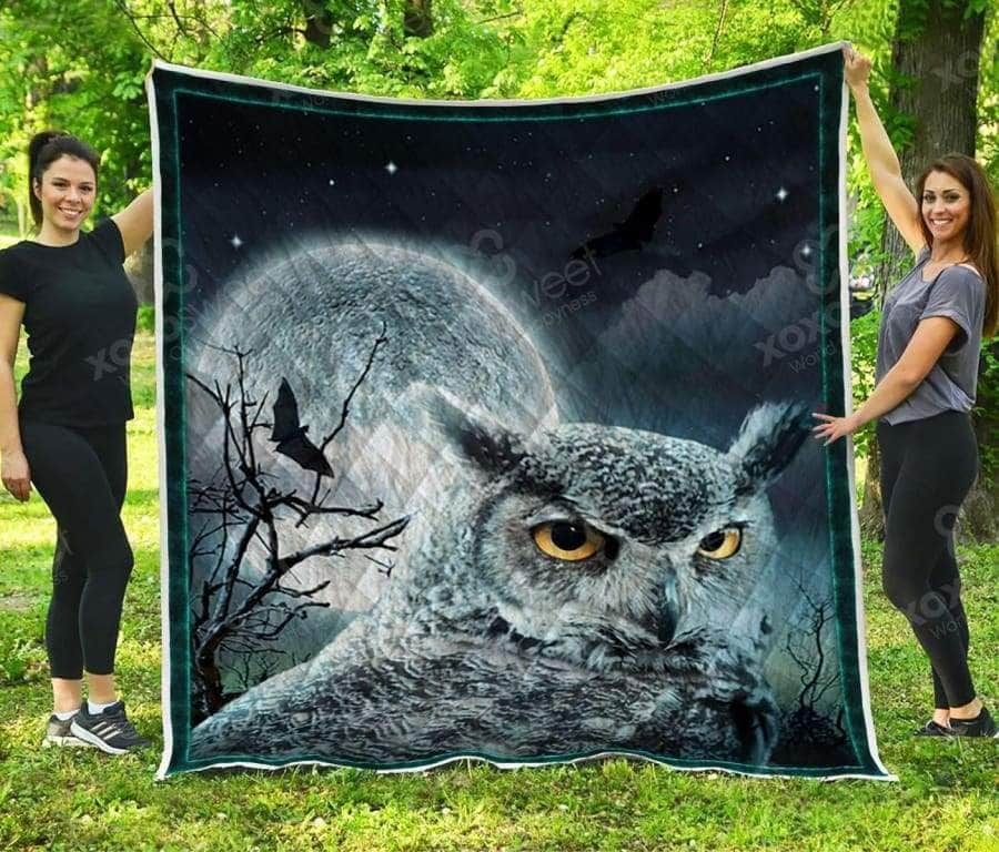 Midnight Owl Quilt