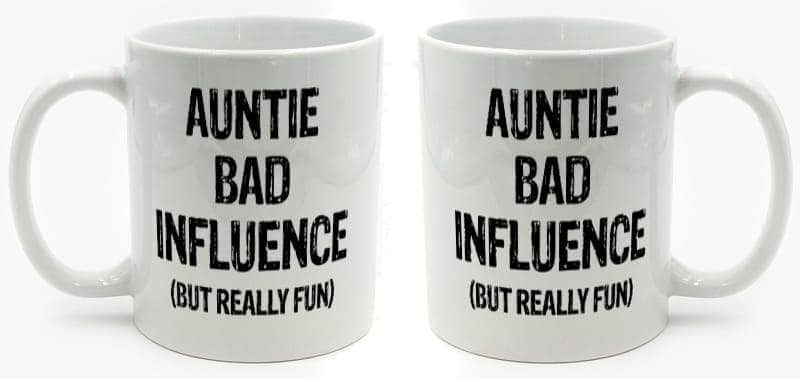 Mug for Auntie