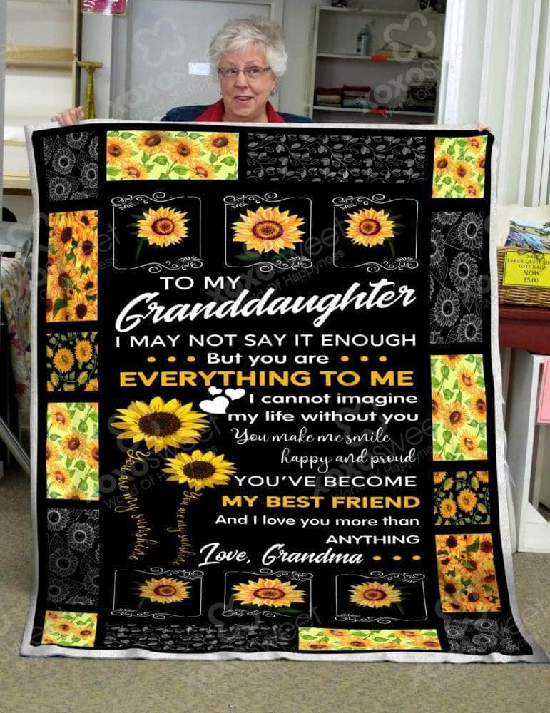 My Best Friend Blanket