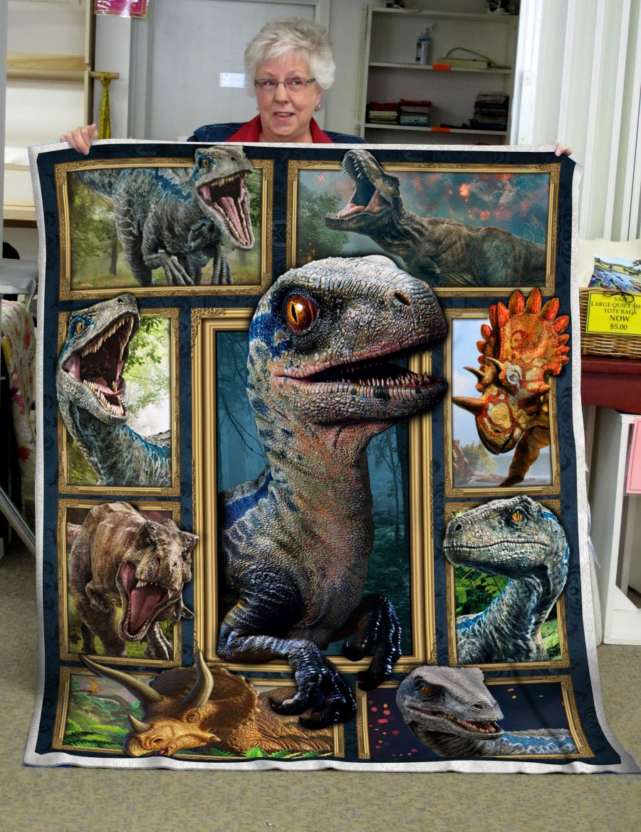Hot Selling Dinosaur Blanket