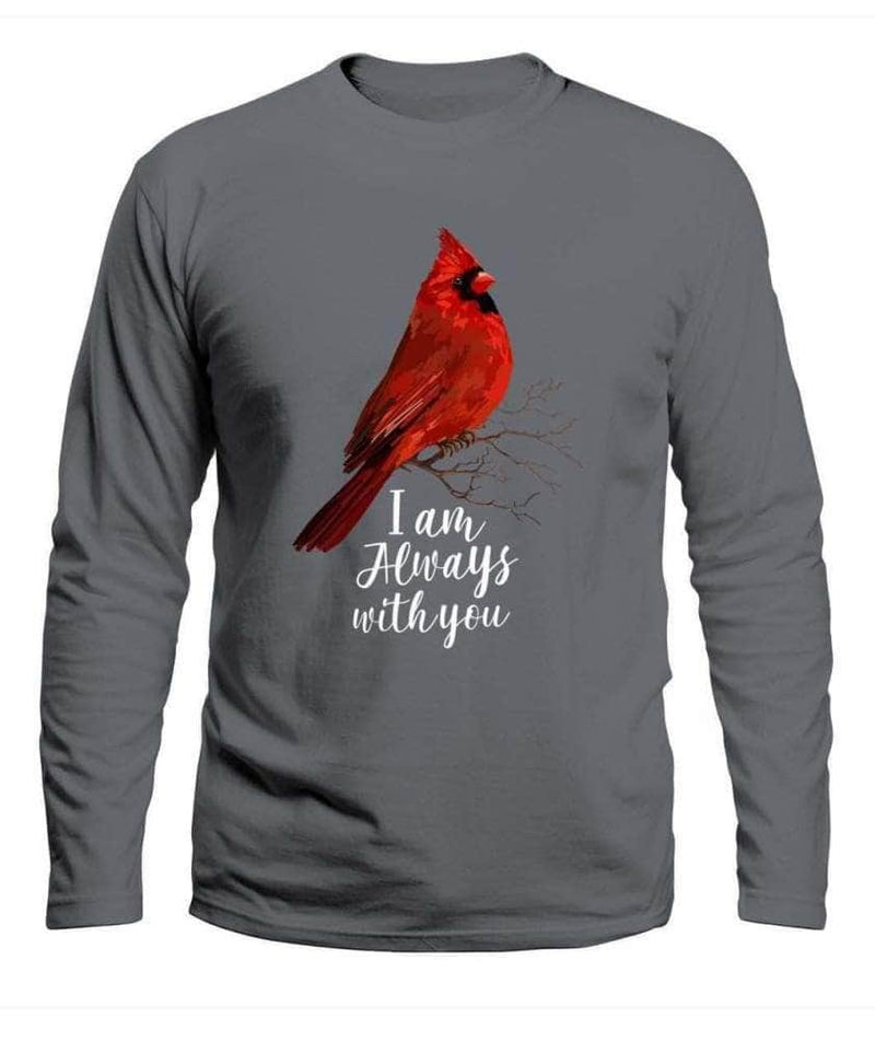 [NTX] Tshirt Cardinal - Mens Long Sleeve