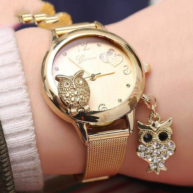 Owl Wrist Watches