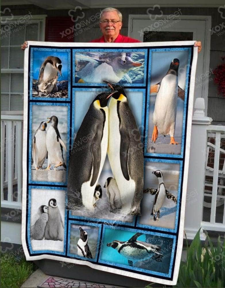 Penguin Blanket