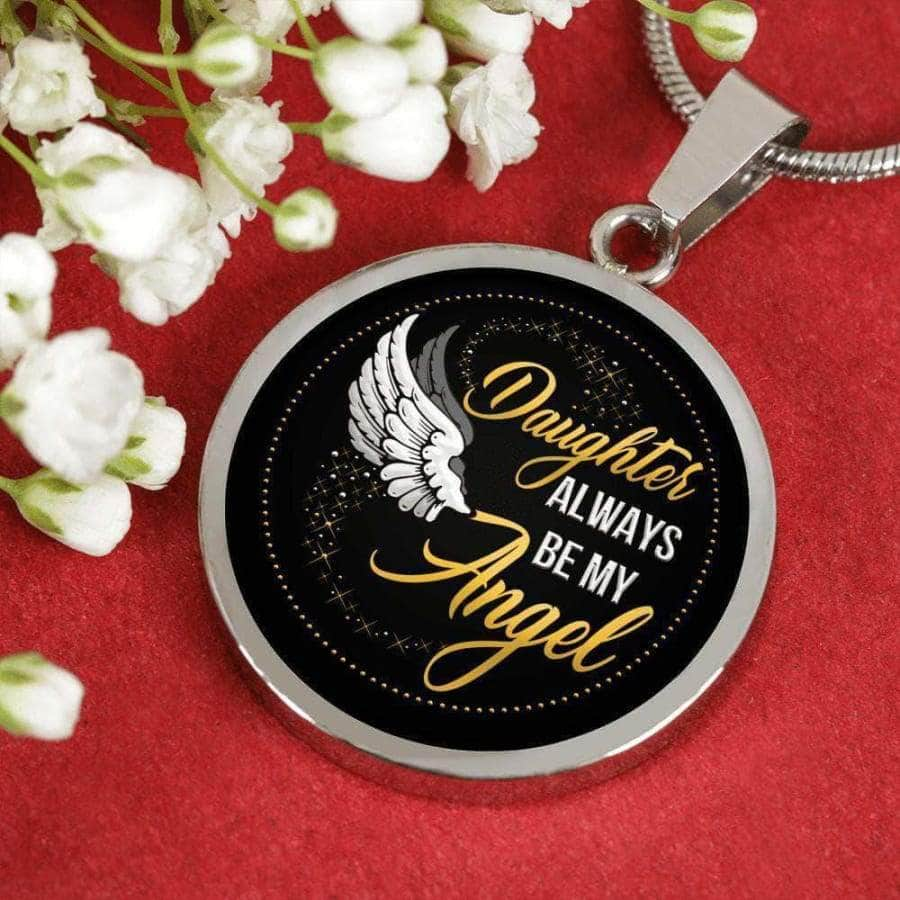 [PERSONALIZABLE] Daughter always be my Angel
