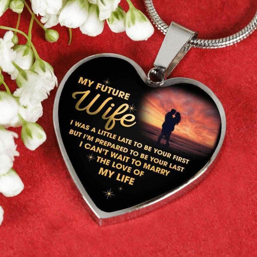 [PERSONALIZABLE] My Future Wife- Cant wait to marry the love of my life