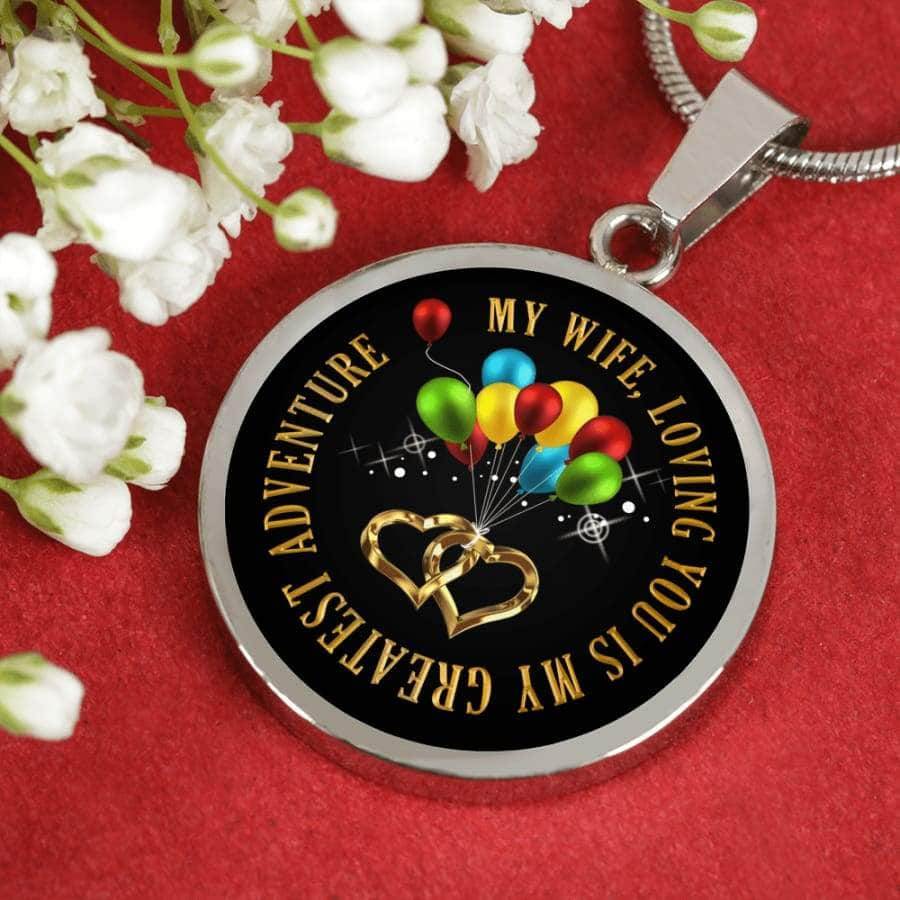 [PERSONALIZABLE] My Wife Loving You Is My Greatest Adventure