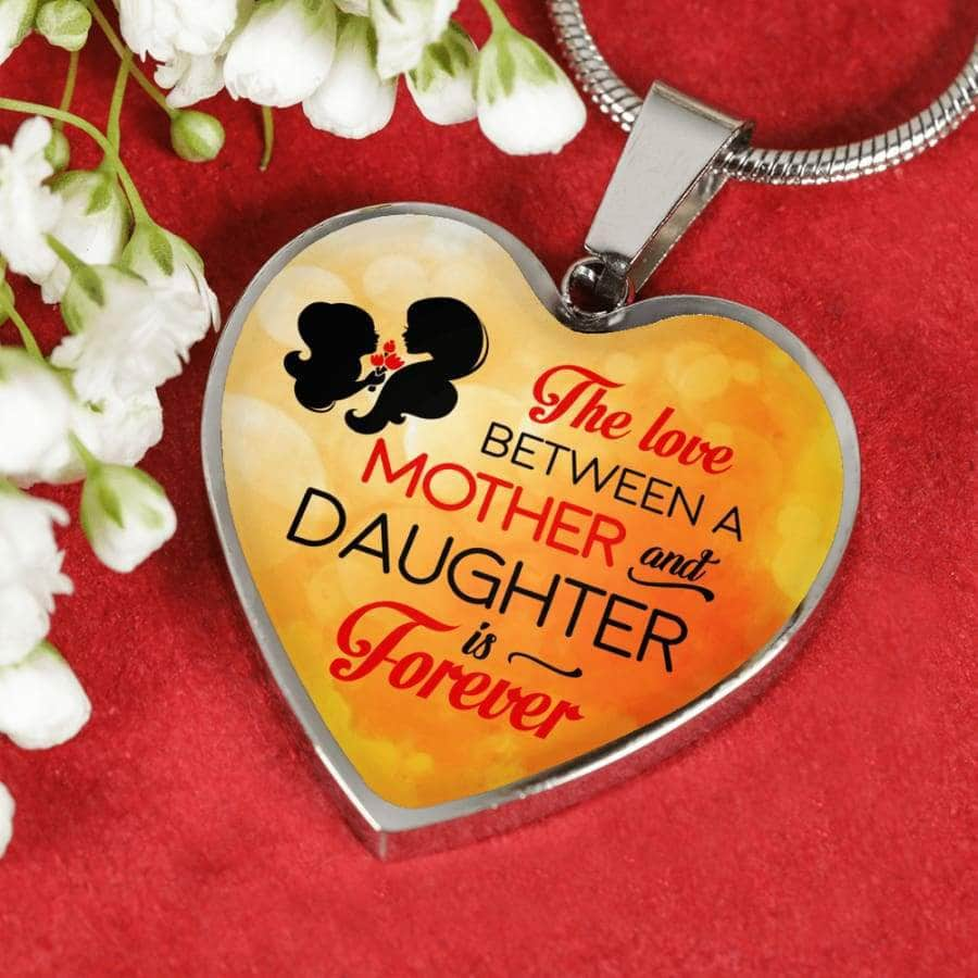 [PERSONALIZABLE] The love between a mother and daughter is forever
