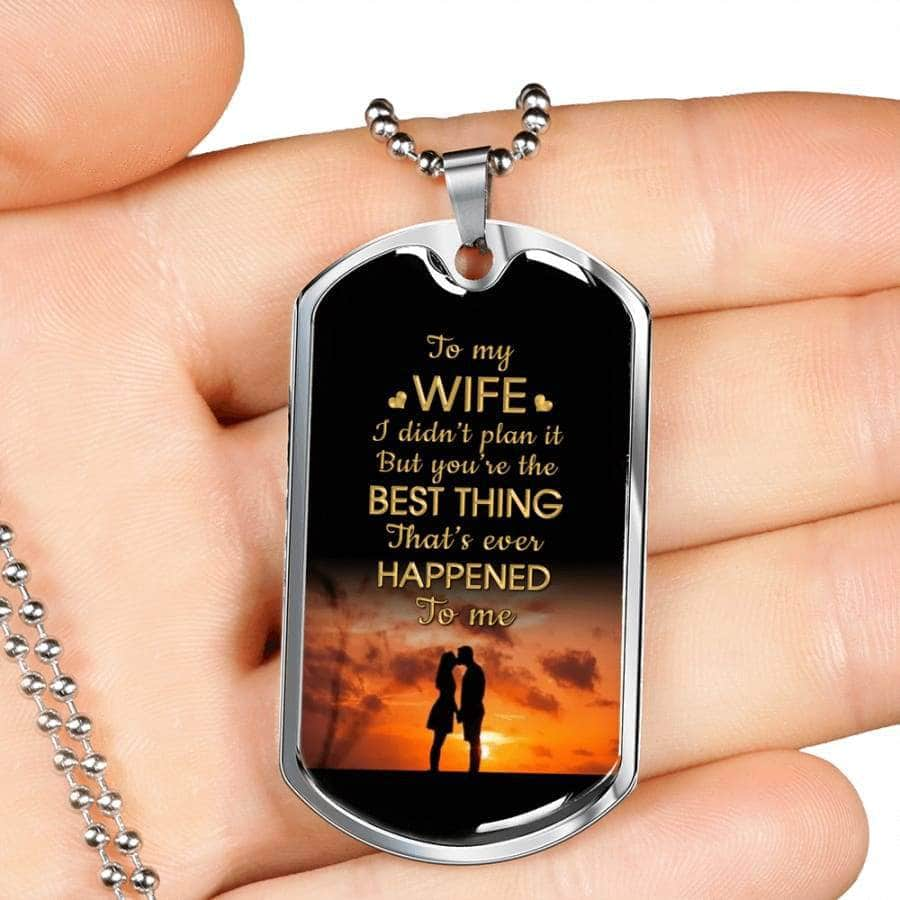 [PERSONALIZABLE] To My Wife I Love You