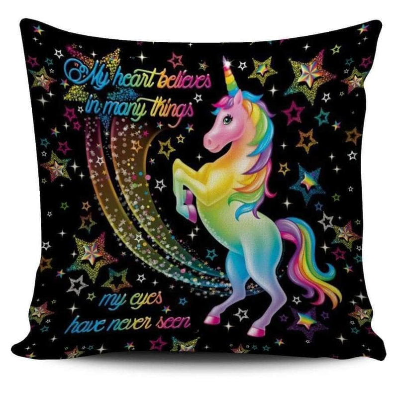 Pillow Cover - Unicorn