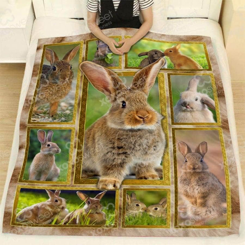 Rabbit - Blanket