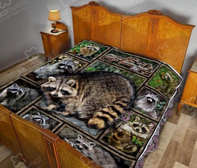 Racoon Quilt
