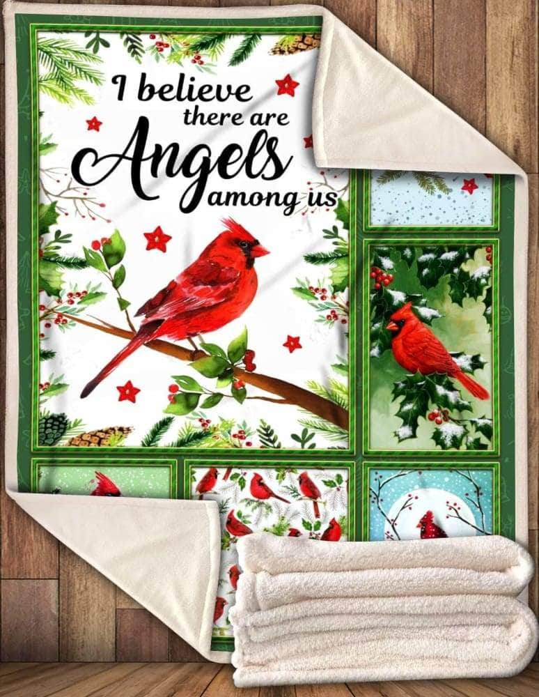 Red Bird Angels among us