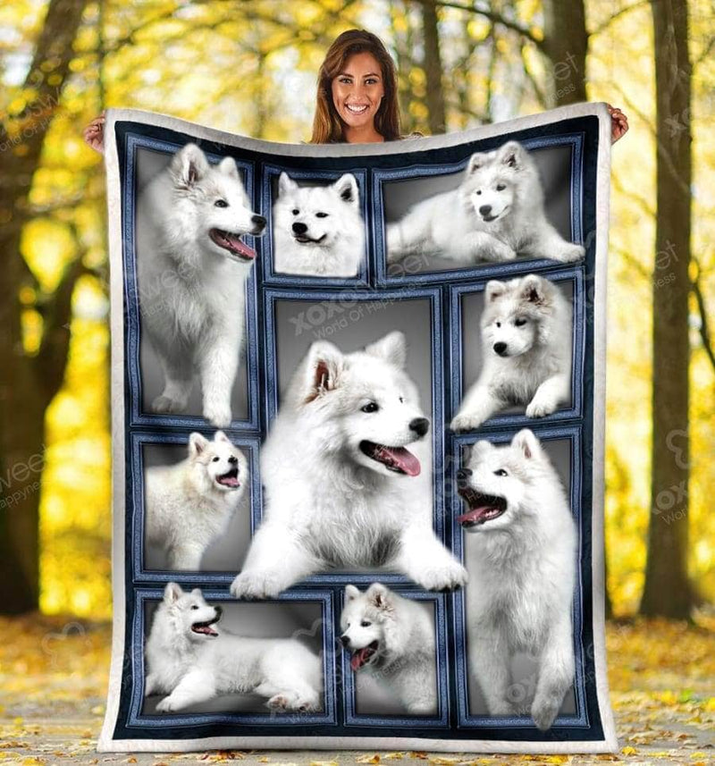 Samoyed Blanket 2