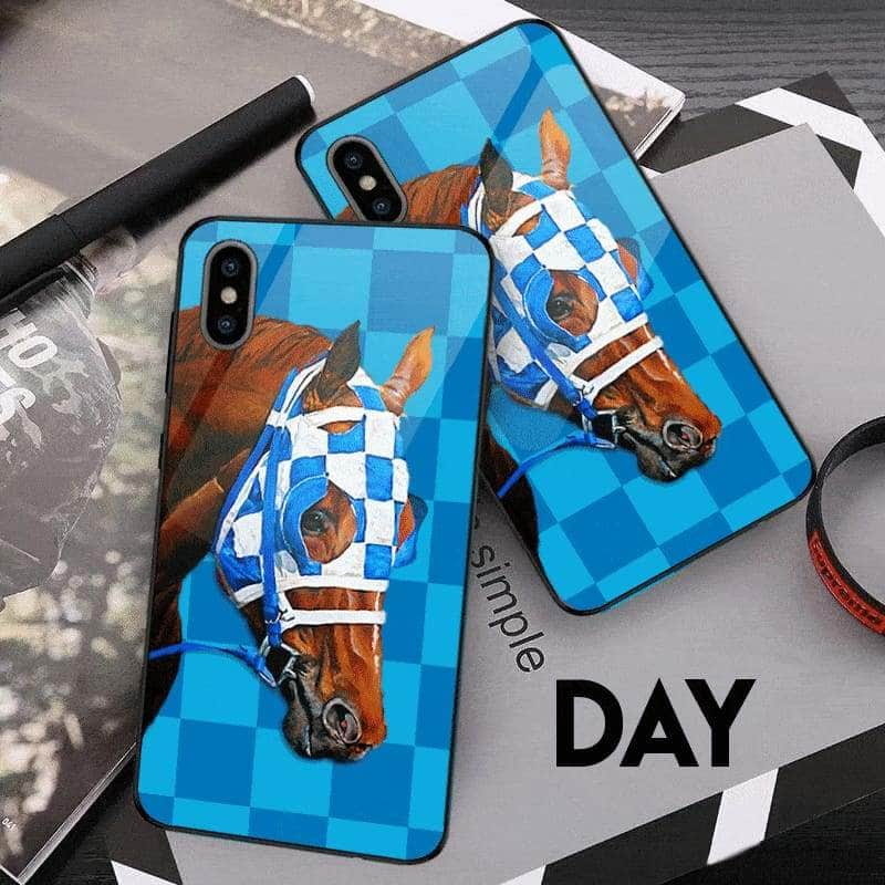 Secretariat Horse Phone Case