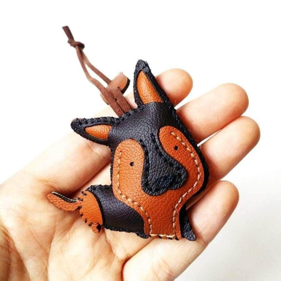 Shephie Handmade Leather Charm