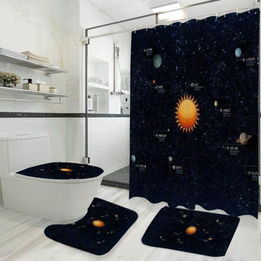 Solar System - Bathroom Set