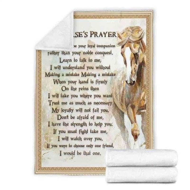 The Horses Prayer
