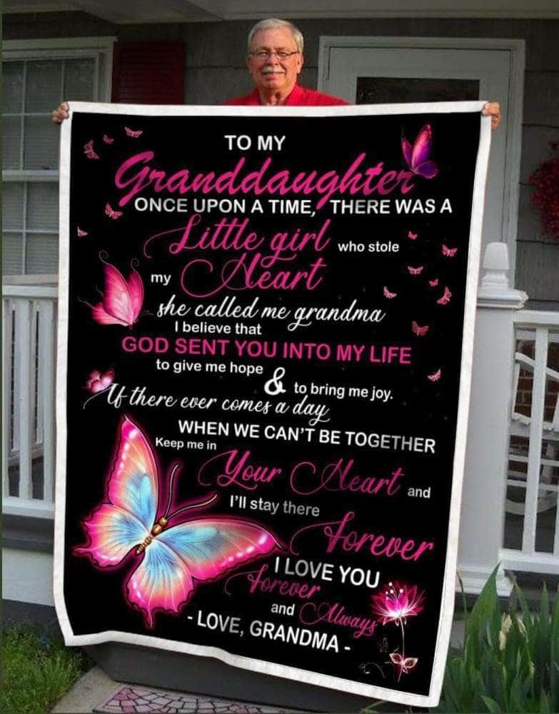 To My Granddaughter...I Love You <3