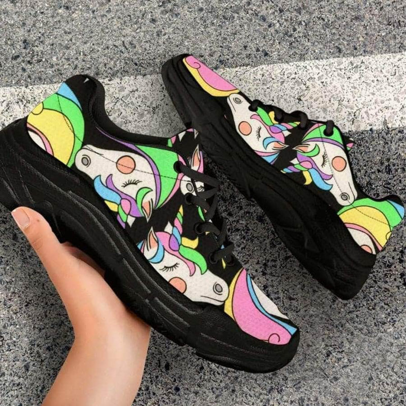UNICORN - Chunky Sneakers