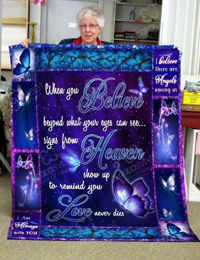 When you believe - Premium Blanket
