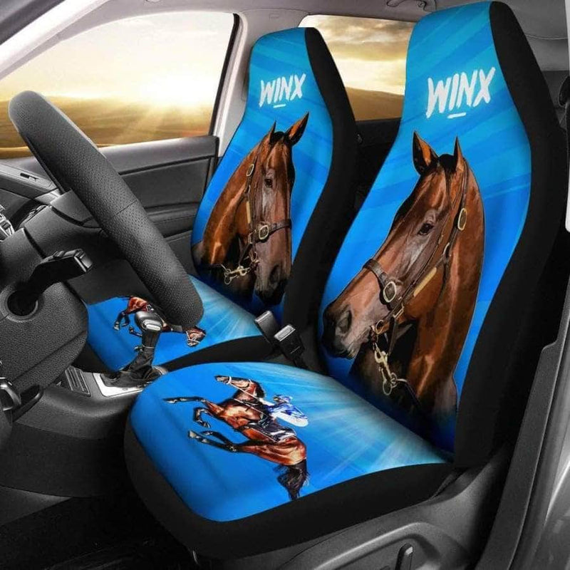 Winx Car Seat Cover