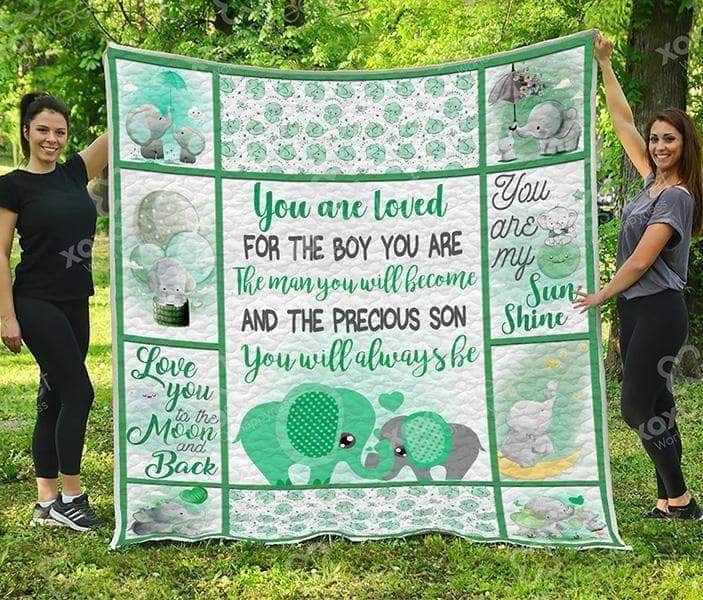 You are loved Quilt