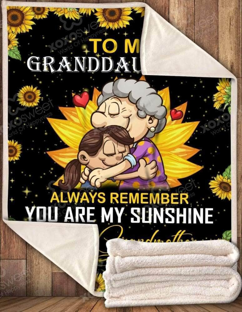 You are my sunshine - Blanket