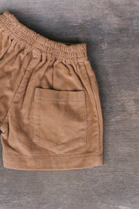 The Corduroy Short - Sand