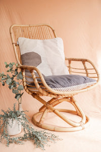 Cane Arm Chair